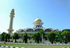 Penang State Mosque in Penang Stock Photography