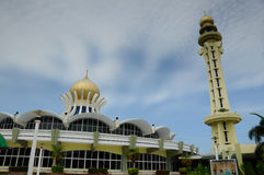 Penang State Mosque in Penang Royalty Free Stock Images