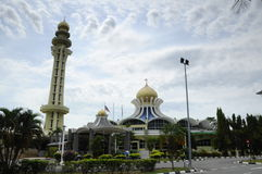 Penang State Mosque in Penang Royalty Free Stock Photos