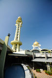 Penang State Mosque in Penang Royalty Free Stock Photo