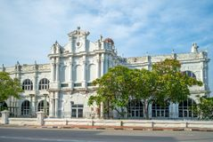 Penang State Museum and Art Gallery in malaysia stock images