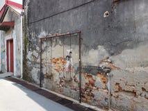 Penang-Straßenkunst Stockfoto