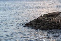 Penang strand Arkivbild