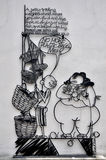 "Penang Street Art ""No Plastic Bag"" Royalty Free Stock Photos"