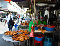 Penang street food Stock Photos