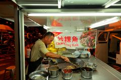 Penang street food Stock Images