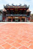 Penang - templo chino Fotografía de archivo
