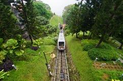 Penang wzgórza kolej Obrazy Royalty Free