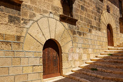 Penarroya de Tastavins in Teruel Spain village Royalty Free Stock Images