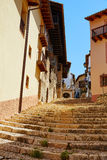 Penarroya de Tastavins in Teruel Spain village Royalty Free Stock Photo