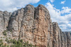 Penarroya peak at Teruel, Spain Stock Photography