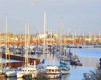 Penarth Marina Royalty Free Stock Image