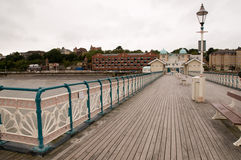 Penarth Pier Stock Image