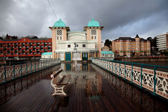 Penarth Pier Stock Photo