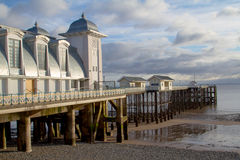 Penarth Pier Royalty Free Stock Photos