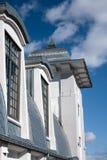 PENARTH, TAL VON GLAMORGAN/WALES - 23. MÄRZ: Ansicht des Piers b Lizenzfreies Stockbild