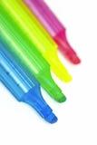 Penas de marcador Imagens de Stock Royalty Free