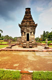 Penataran Świątynna brama Fotografia Royalty Free