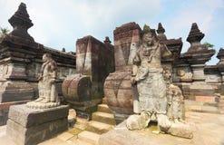 Penataran Świątynny Główny budynek Zdjęcie Royalty Free