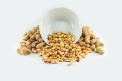 Penaut de la nuez de la comida Imagen de archivo