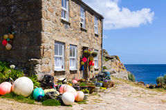 Penberth Cornwall England Royalty Free Stock Image