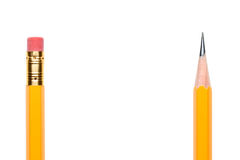 Pencil. S isolated on white background Royalty Free Stock Image
