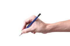A pencil Royalty Free Stock Images
