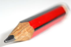 Pencil Royalty Free Stock Photos