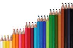 Pencil_4 Imágenes de archivo libres de regalías