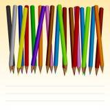 Pencil_2 Arkivbild