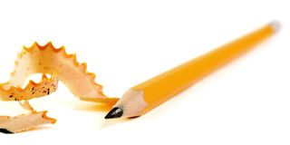 Free Pencil Royalty Free Stock Photography - 624447