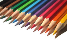 Pencil. Color pencil royalty free stock images