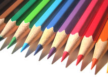 Pencil. Color pencil stock photos