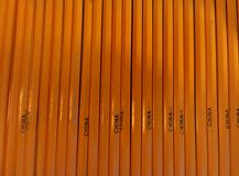 Pencil abstract Royalty Free Stock Photography