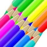Pencil blog icon Web illustration Stock Photo