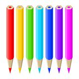 Pencil blog icon Web illustration Royalty Free Stock Photo
