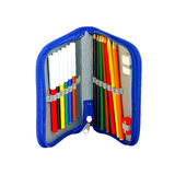 Pencil box Royalty Free Stock Photography