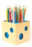 Pencil box Stock Photos