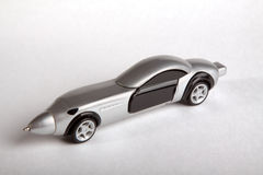 Pencil car Stock Image