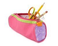 Pencil Case 2 Stock Photography