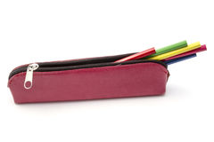Free Pencil Case Stock Photography - 29322422