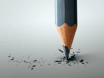 Pencil close up Stock Image