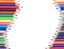 Pencil color background Royalty Free Stock Photos