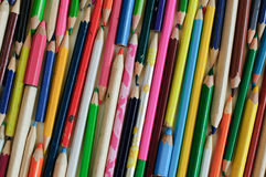 Pencil- color image Stock Image