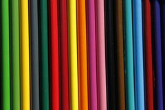 Pencil. Colored pencils of many colors royalty free stock photos