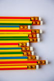 Pencil colorful Stock Photography