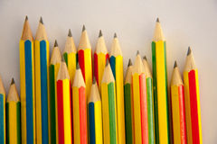 Pencil colorful Royalty Free Stock Photography