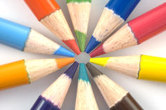 Free Pencil Crayons Stock Photography - 2218052
