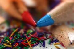 Pencil draw Stock Photo