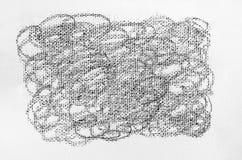 Pencil drawings Royalty Free Stock Photos
